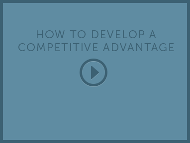 identify your competitive advantage Use core competencies analysis to develop a lasting competitive edge in your industry and in your career.