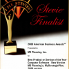 Stevie Award - New Product of the Year