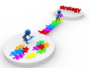 Putting the Pieces of Strategy Development Together