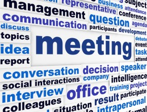 Change Management Process – Alter How You Run Your Meetings