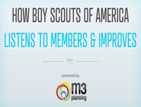 How Boy Scouts of America Listens to Members and Improves (14 mins)