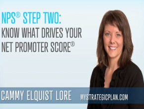 NPS Step 2: Know What is Driving your Net Promoter Score (3 mins)