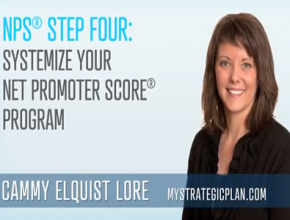 NPS Step 4: Systematize Your Net Promoter Score Program (4 mins)