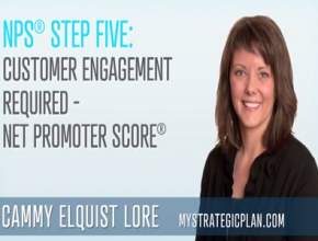 NPS Step 5: Customer Engagement Required – Net Promoter Score (4 mins)