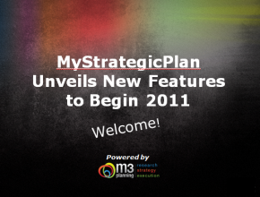 The New OnStrategy – Added Features in our Strategic Planning Software (48 mins)