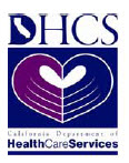 Logo DHCS