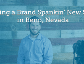 Building a Brand Spankin' New Studio in Reno, Nevada
