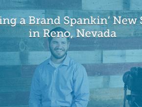 Building a Brand Spankin' New Studio in Reno, Nevada