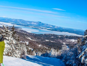Developing Recreational Skiing and Biking Trails in New Hampshire