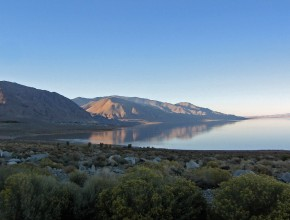 Helping Restore and Maintain Walker Lake in Nevada