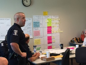 Building Community Relationships through a Transparent Police Force