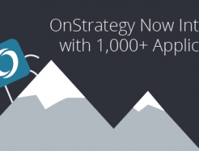 OnStrategy Now Integrates with 1,000+ Applications