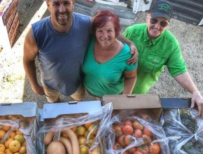 Providing Lake Tahoe Access to a Local, Sustainable Food System